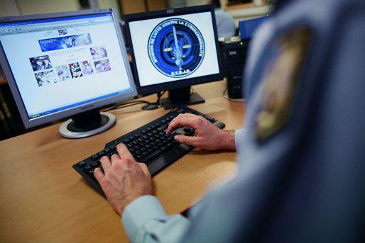 internetes bűnözés (internet, bűnözés, )