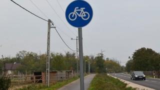 kerékpárút (bicikliút, )