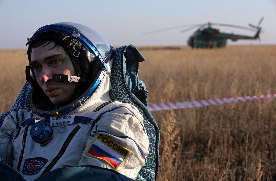 sergei volkov (sergei volkov, űrhajós)