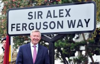 sir alex ferguson way (sir alex ferguson way)