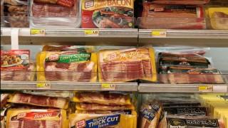 szalonnapult (hús, szalonna, bacon, usa, )