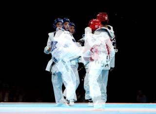 taekwondo (taekwondo, )
