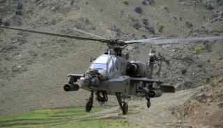 Apache helikopter (apache, helikopter, )