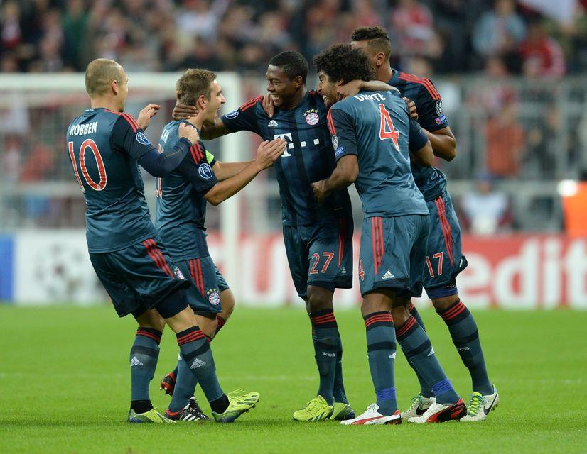 Bayern München (bayern münchen, )