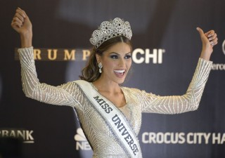 Gabriela Isler, Miss Universe 2013 (Gabriela Isler, Miss Universe 2013)