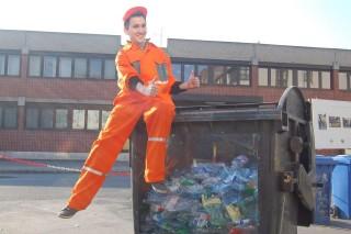 Kukaünnep Sopronban (Sopron, kuka, hulladékgazdálkodás, )
