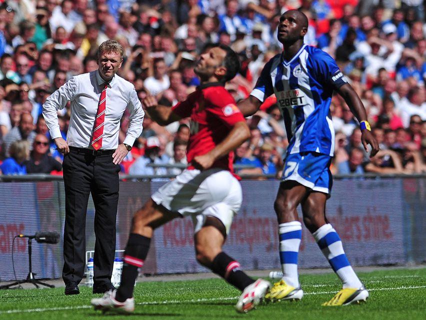 Manchester United - Wigan (manchester united, wigan athletic, wigan, community shield, )