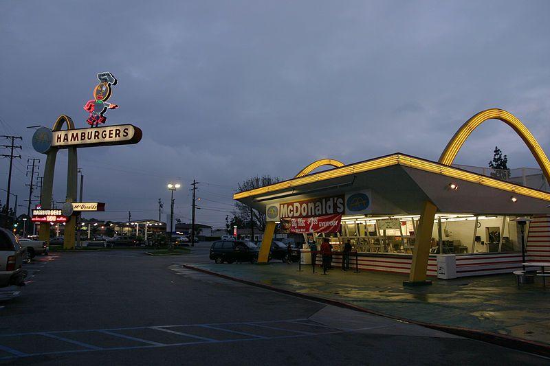 Mc Donald's (gyorsétterem, mc donald's, usa, )