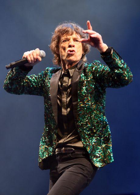 Mick Jagger (Mick Jagger)
