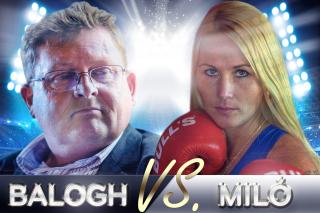 Miló vs Balogh (miló viki, balogh józsef, )