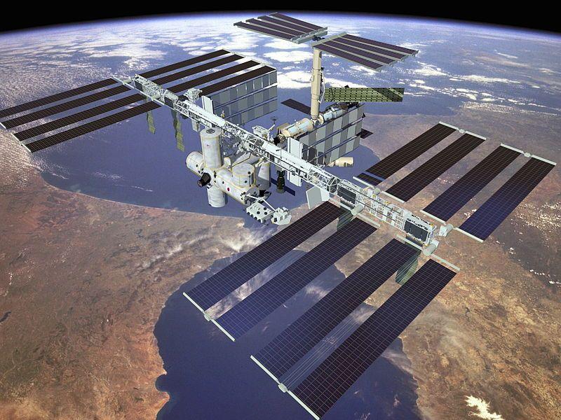 Nemzetközi Űrállomás (iss, nemzetközi űrállomás)