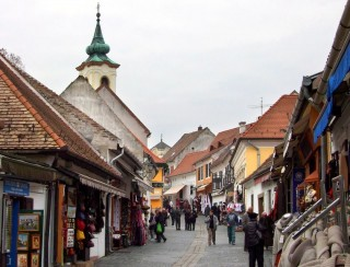 Szentendre (szentendrei városkép)