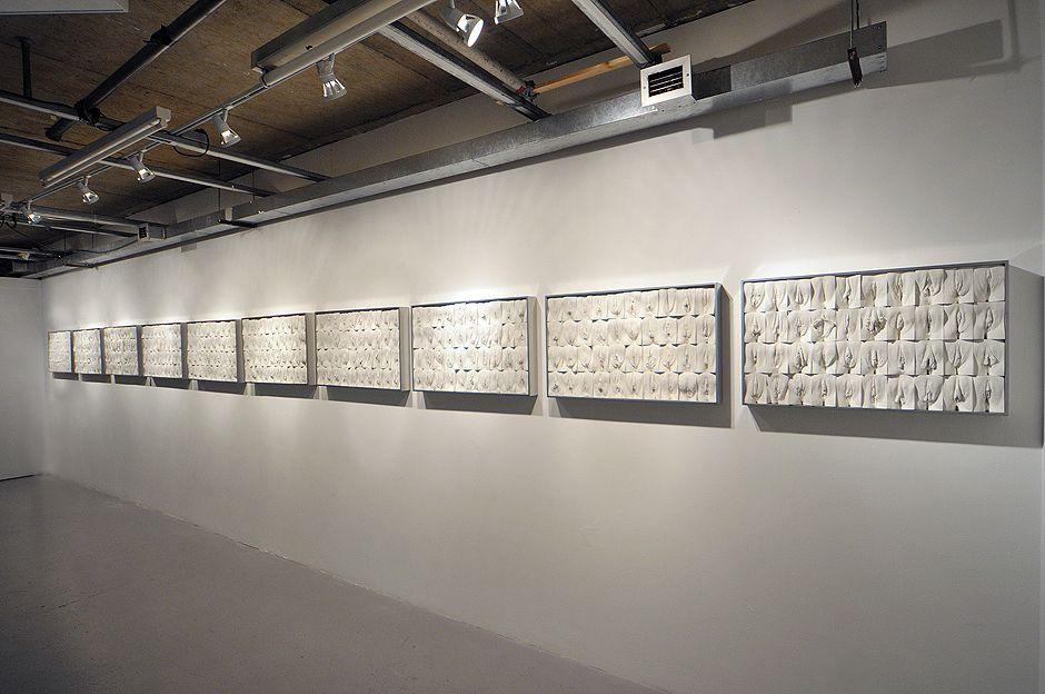 The Great Wall of Vagina kiállítás 2 (Array)