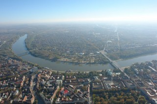 Tiszai légifelvétel (Tiszai légifelvétel)