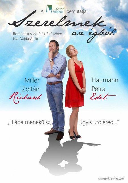 Váci Dunakanyar Színház plakát (színházi plakát, )