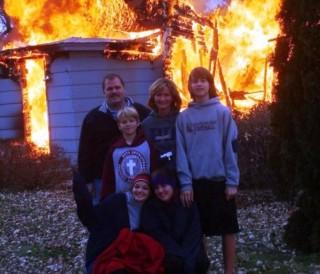 Vicces család 1 (családi kép, vicces képek, )