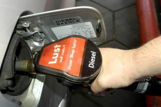 gázolajár (benzinár)