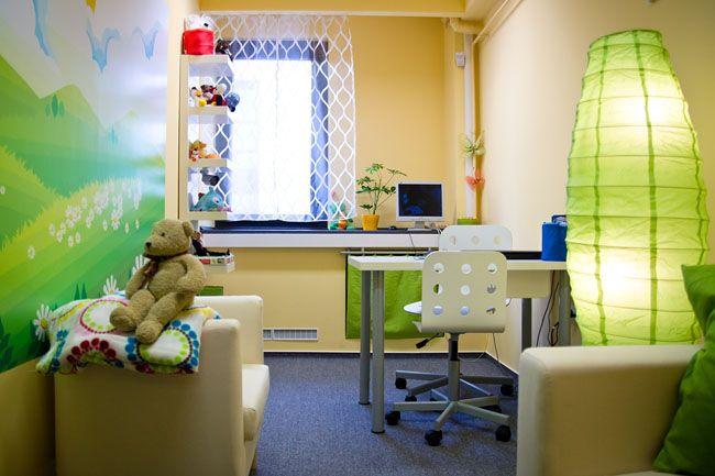 gyerekbarát kihallgatószoba (gyerekbarát kihallgatószoba)