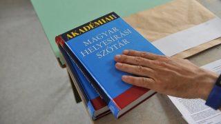 helyesírási szótár (helyesírás, szabály, könyv, )
