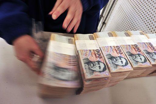 húszezer forint (forint, pénz, húszezer)