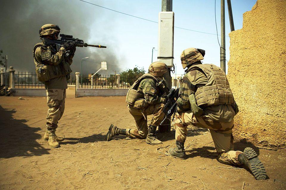 mali konfliktus (mali, katonák, )