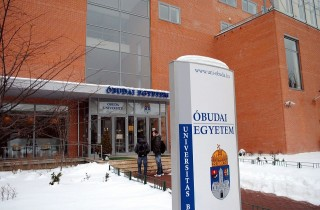 óbudai egyetem (óbudai egyetem)