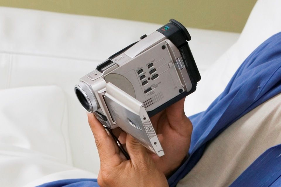 videókamera (kamera, )