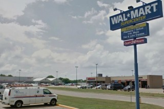 walmart ohio (street view, walmart, hipermarket, usa, )