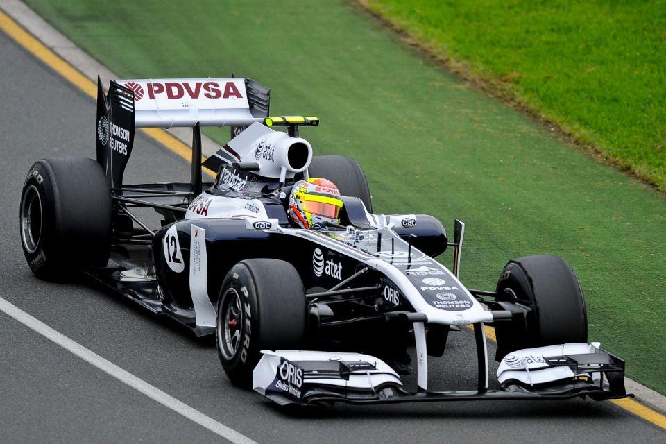 williams f1 2011, maldonado (williams f1 2011)