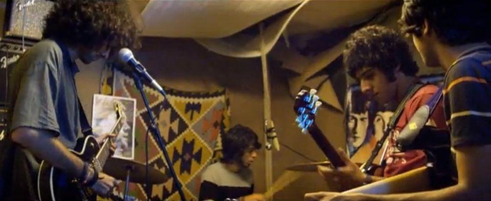 yellow dogs (rock, zenekar, iráni fiatalok, usa, )