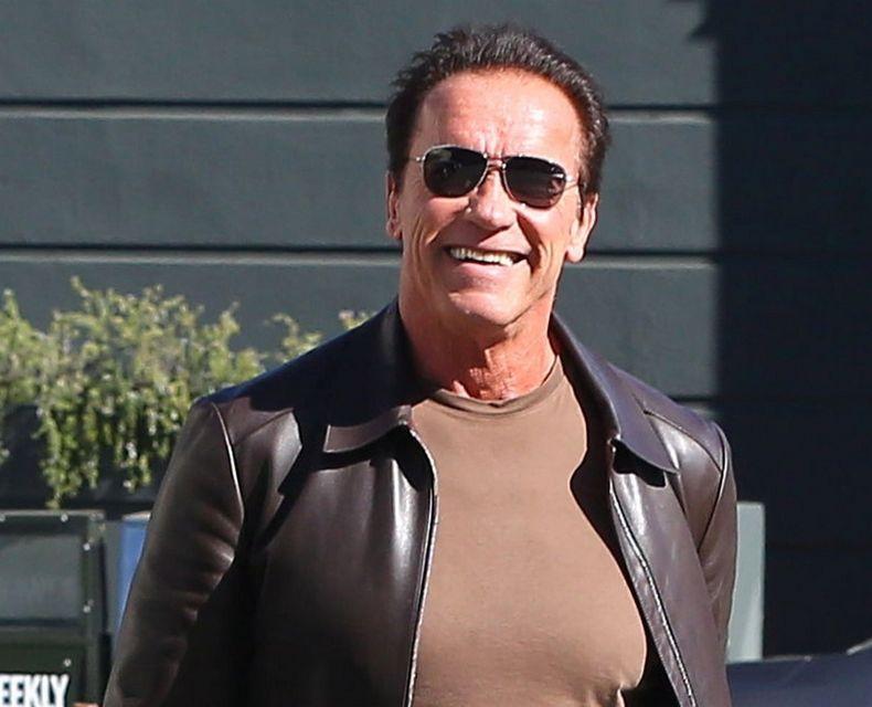 Arnold Schwarzenegger (arnold schwarzenegger, )