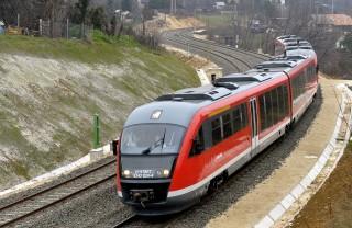 Budapest-Esztergom vasútvonal (vonat, )