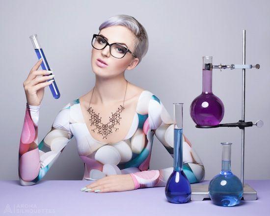 Design drog nyaklánc (nyaklánc, dizájn, drog,)