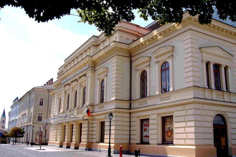 Emlékünnep a Vörösmarty színházban (székesfehérvár, vörösmarty színház, kultúra)