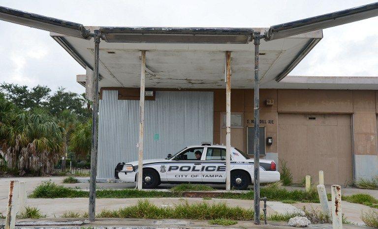 Florida rendőrautó (florida, rendőrautó, )