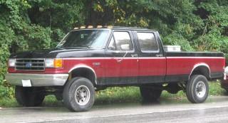 Ford furgon (autó, furgon, ford, usa)