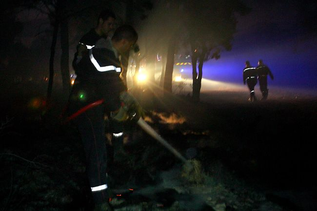 Francia tűz (francia tűz)