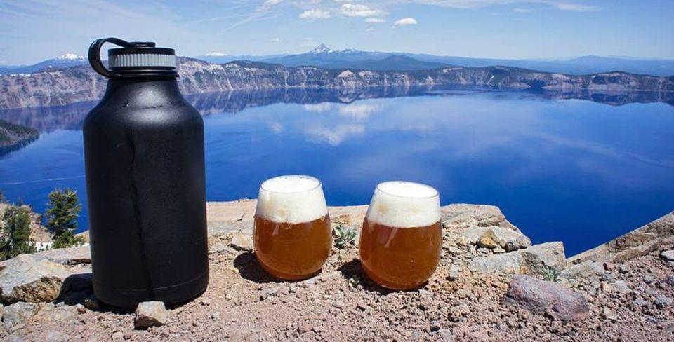 Hydro Flask (flaska, kulacs, sör)