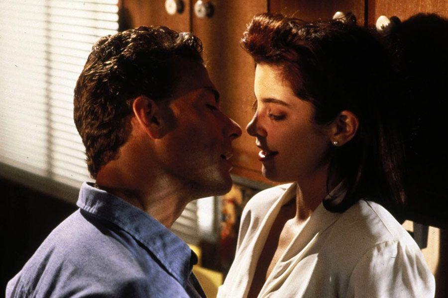 Jean-Claude Van Damme hölgy partnerei (Van Damme, Csajok)