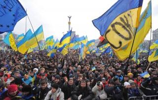 Kijev tüntetés (Kijev, Ukrajna, Tüntetés)