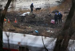 Kisiklott New York-i vonat (vonatbaleset, new york, bronx, )