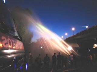 Magyar és szlovák önkéntes tűzoltók (önkéntes tűzoltók, )