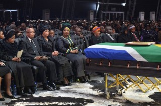 Nelson Mandela temetése (temetés, nelson mandela, )