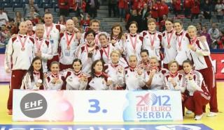 Női kézilabda-válogatott (női kézilabda-válogatott, női kézilabda európa-bajnokság 2012)