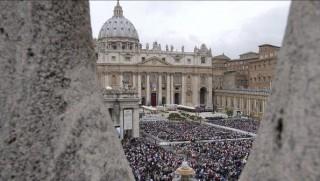 Róma Szent Péter tér (roma, szent péter bazilika, vatikán, )