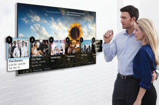 Samsung okostévé (samsung, okostévé, tévé, )