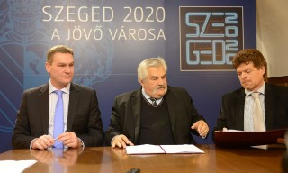 Stratégiai megállapodás Szegeden (Stratégiai megállapodás Szegeden)