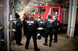 Szegedi Tűzoltóság (szeged, tűzoltóság, katasztrófavédelem, )