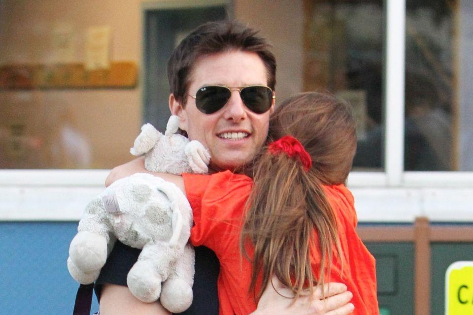 Tom Cruise és Suri (Tom Cruise és Suri)