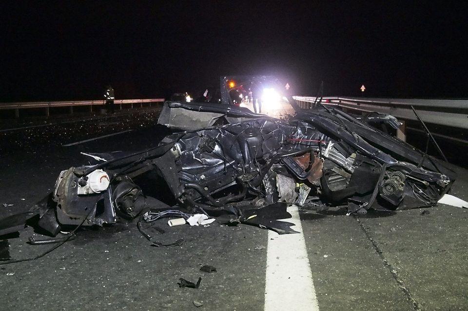 baleset az m5ösön (baleset, )